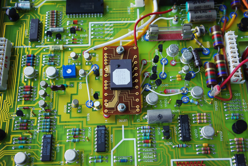 PCB电路板抄板